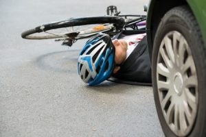 cyclist road traffic accident